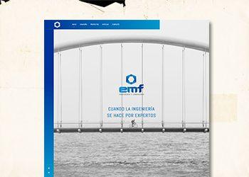 proyecto-web-portada-EMF ingenieria